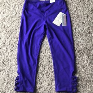 Balance Collection Yoga Capri- NWT